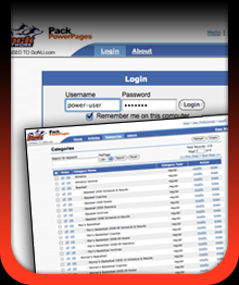 Pack Network PowerPages CMS